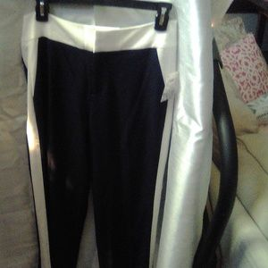 Marc New York Blue w/Stripe Dress Pants NWT